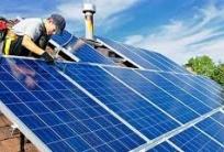 Instala��o de Pain�is Solares Fotovoltaicos